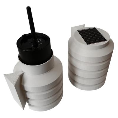 Radiační štít pro radonovou sondu 2