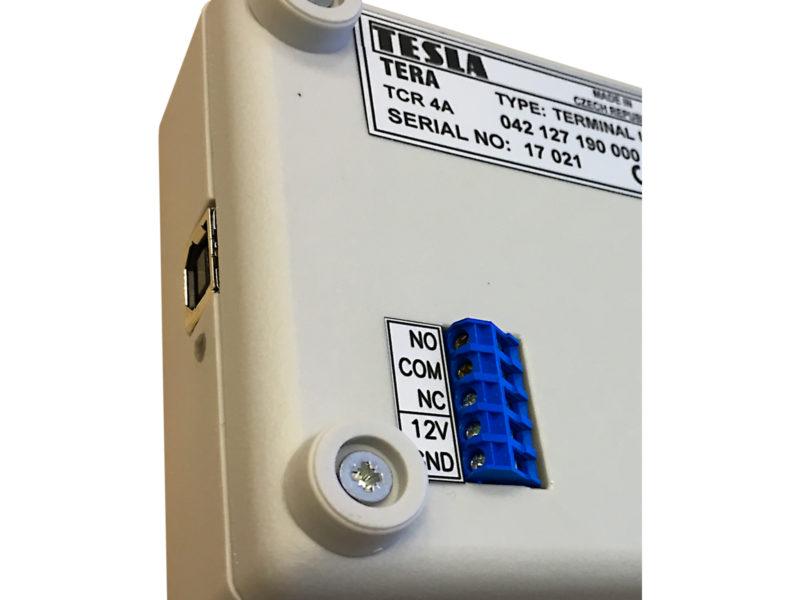 TCR4A konektor
