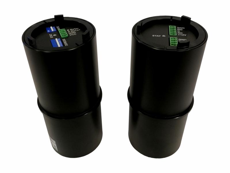Radon Sensors TSRS (UART) and TSRS2 (RS485 – MODBUS)