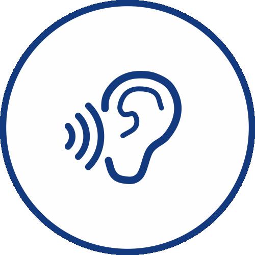 Noisemeter TENOI for noise metering icon