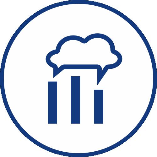 Klimatické podmínky ikona