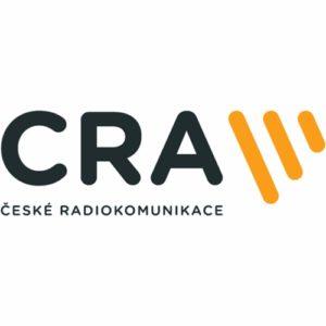 České radiokomunikace logo