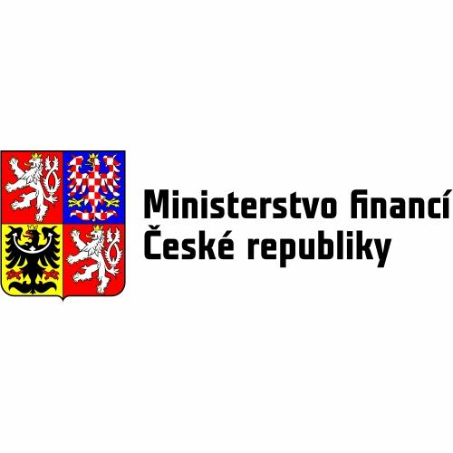 Ministerstvo financí ČR logo