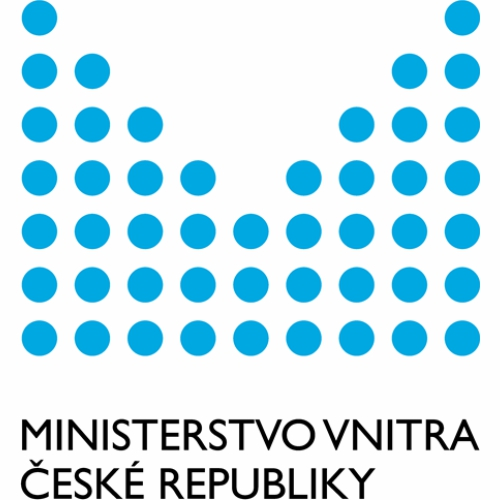 Ministerstvo vnitra ČR logo