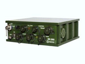 Malá digitální radioreléová stanice RR 2202 (POSEL)
