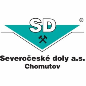 Severočeské doly a.s. logo
