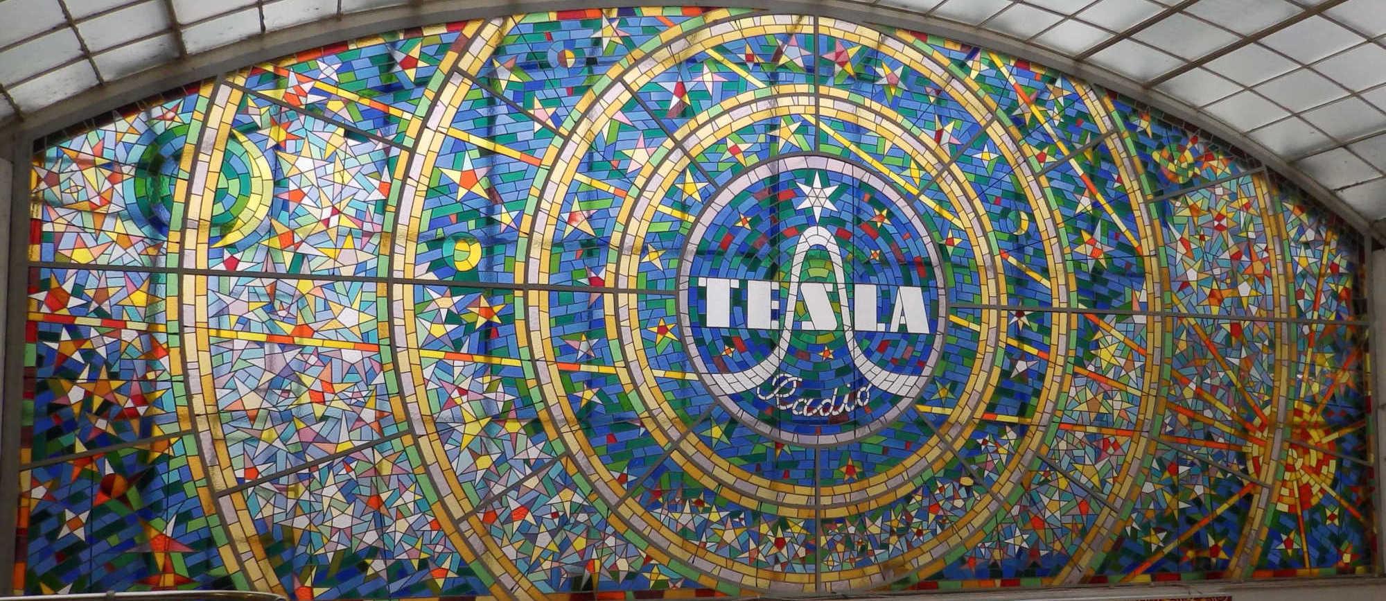 Tesla Banner