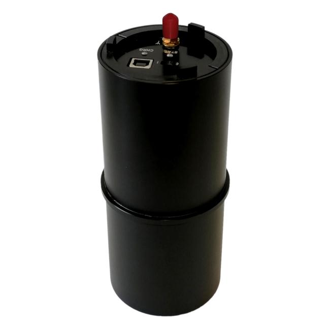 USB radonová sonda s velkou pamětí TSR4M