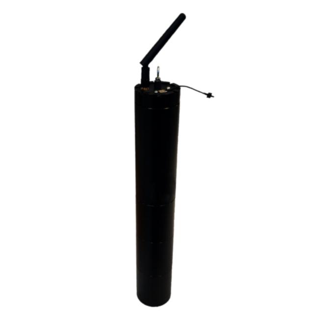 WLAN bezdrátová a USB půdní radonová sonda TSRP3