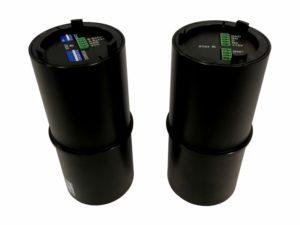 RELÉ/UART/RS-485 MODBUS radonové senzory TSRS a TSRS2