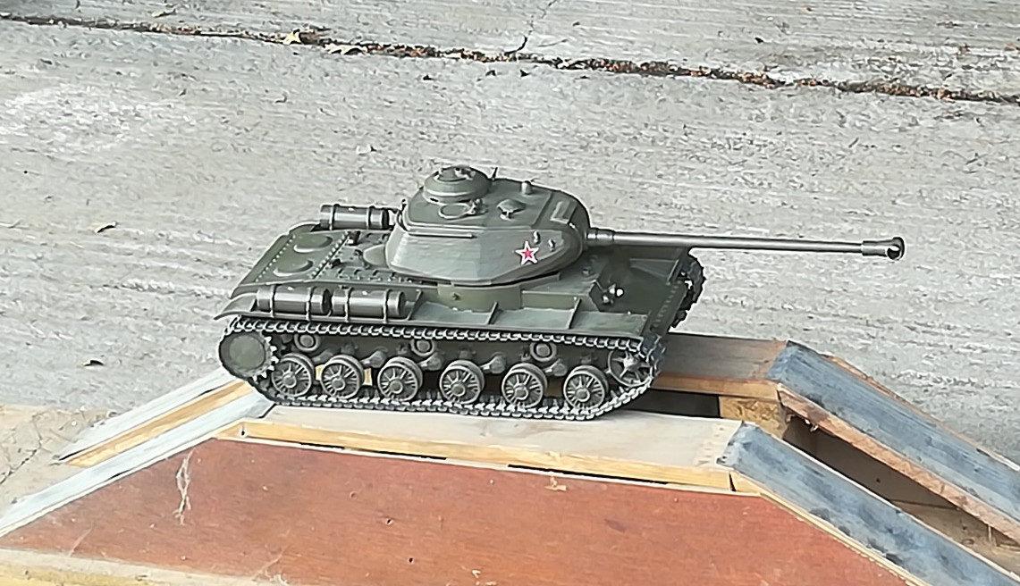 TESLA podporuje Tankový den Lešany