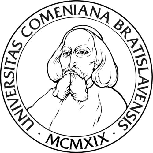 Univerzita Komenského Bratislava logo