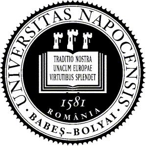 Universitatea Babes-Bolyai Rumunsko logo