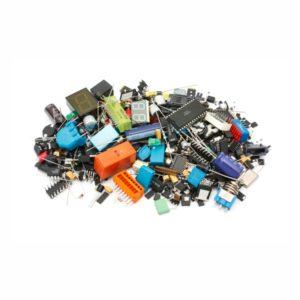 Výprodej / bazar součástek TESLA