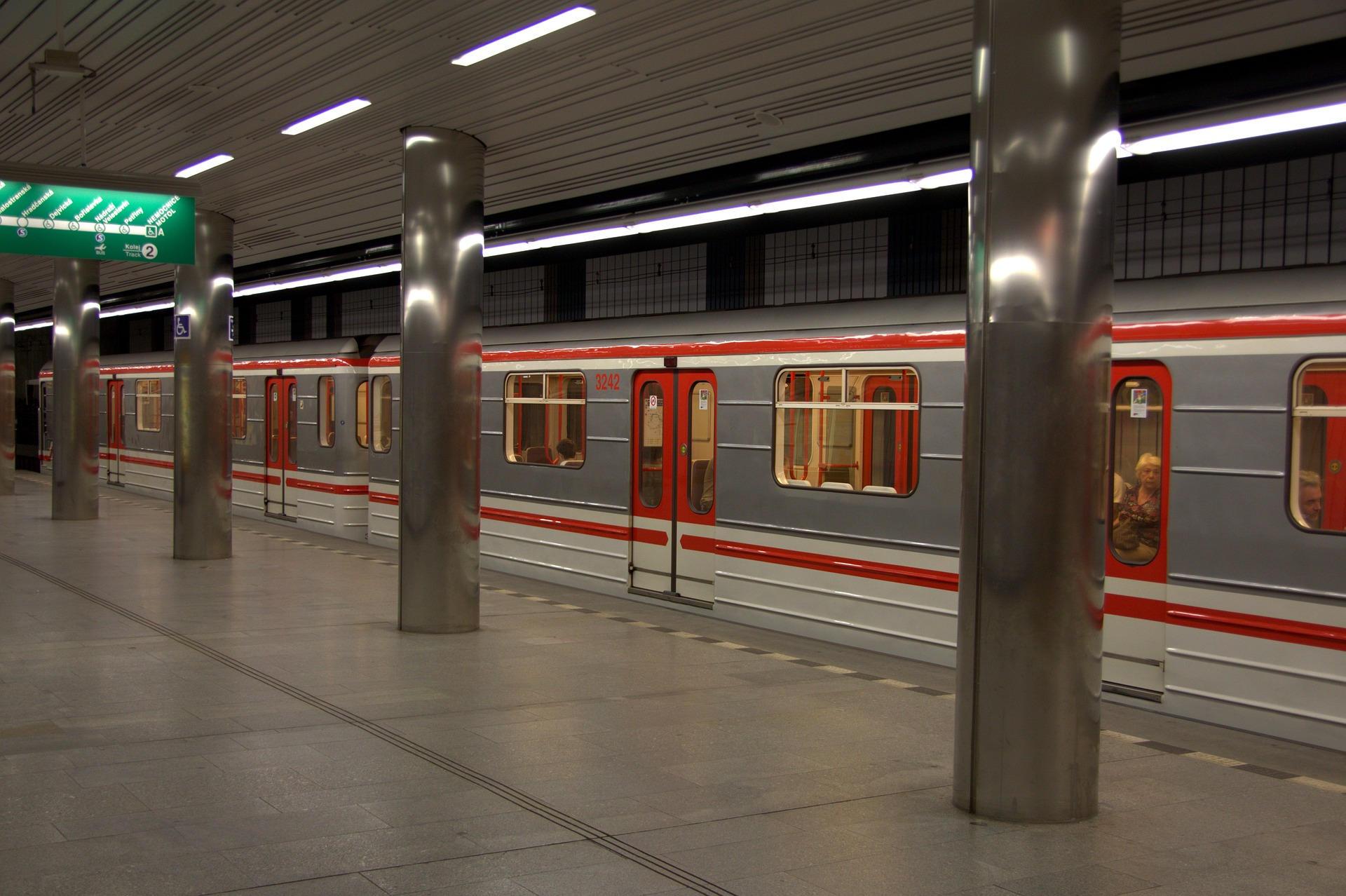 Zakázka pro pražské metro