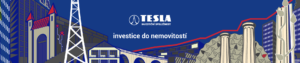 tesla investiční společnost banner