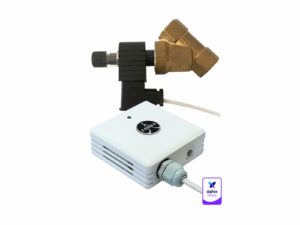 Gas sensor TEGAS for gas leak monitoring