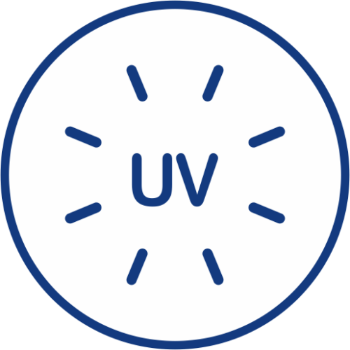 UV záření ikona