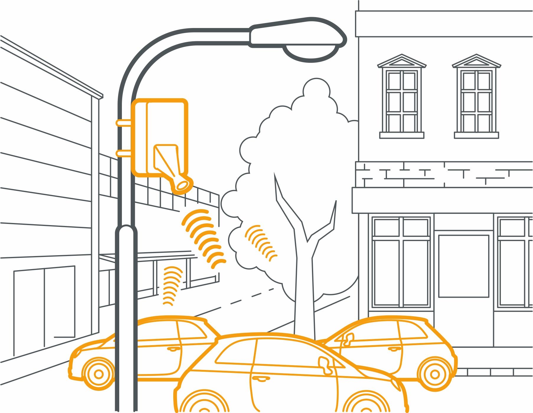 Měření hluku pomocí hlukoměru TENOI - město Litoměřice